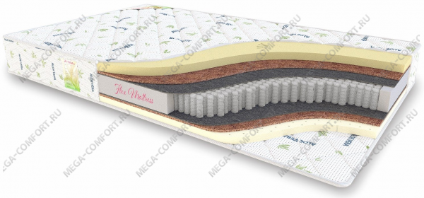 Матрас Flex Mattress Multipocket Mix Comfort