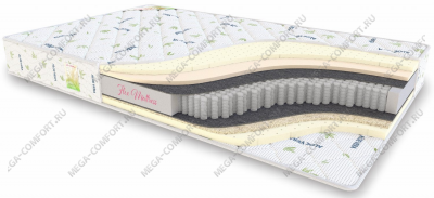 Матрас Flex Mattress Multipocket Natural Comfort